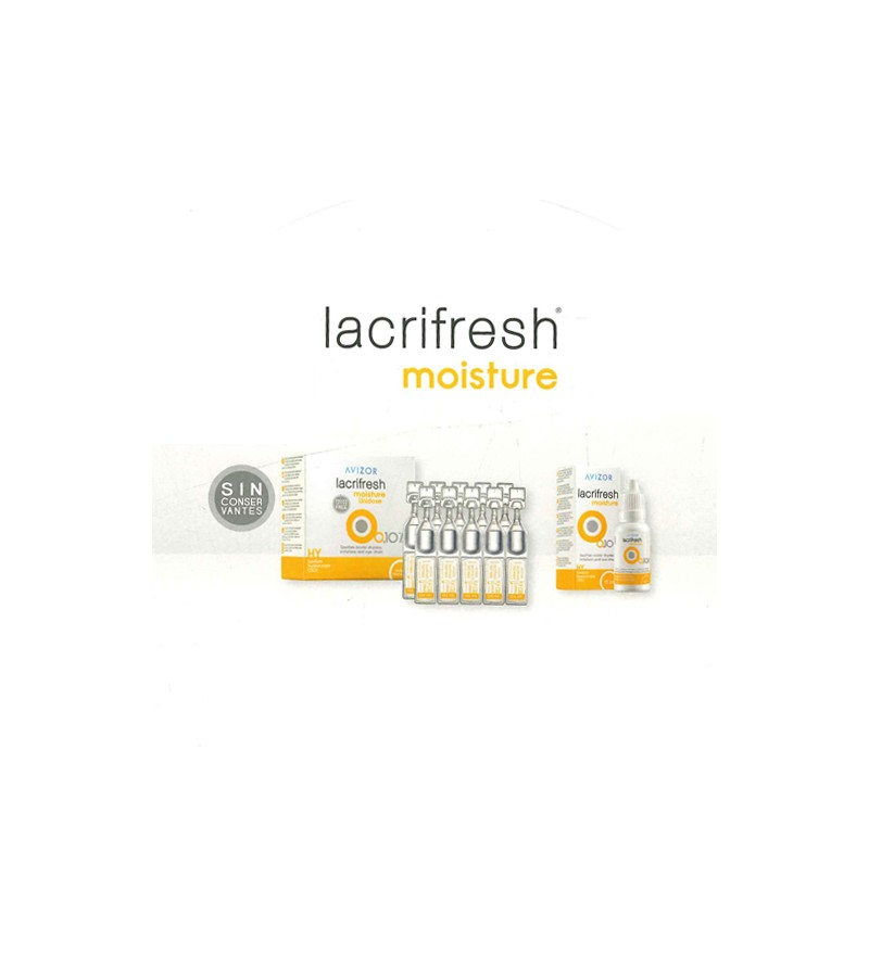 Lacrifresh Moisture 20 x 0.4 ml
