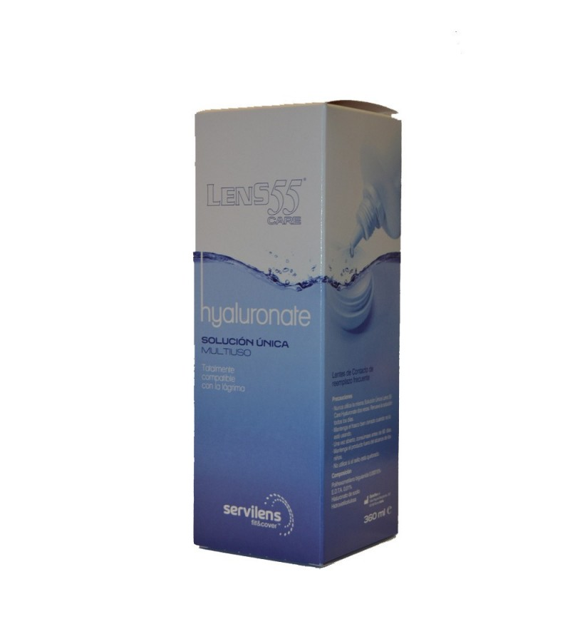 Lens 55 Care Hyaluronate 360 ml